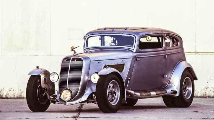 Ford Falcon.