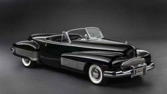 Buick Y-Job.