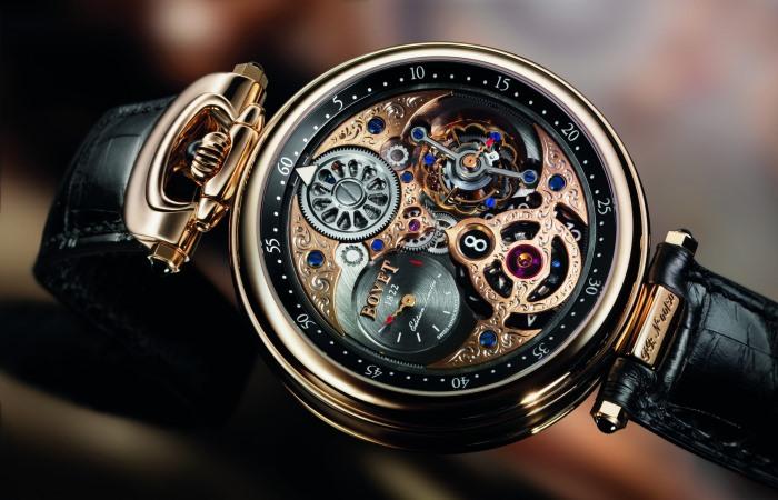 Часы, которые подчеркнут статус.
