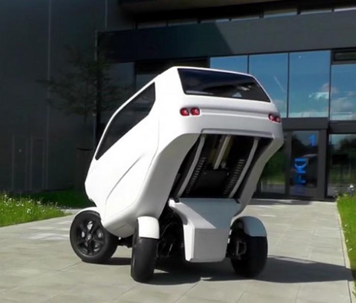 EOscc2: супервозможноси для парковки.