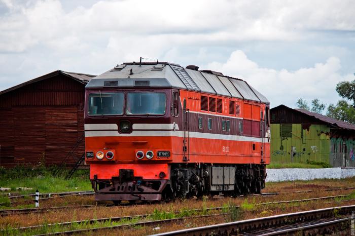 Скромнее и быстрее. |Фото: trainpix.org.