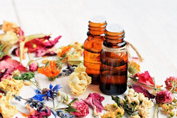 Эфирные масла эффективны при лечении простуды и гриппа.