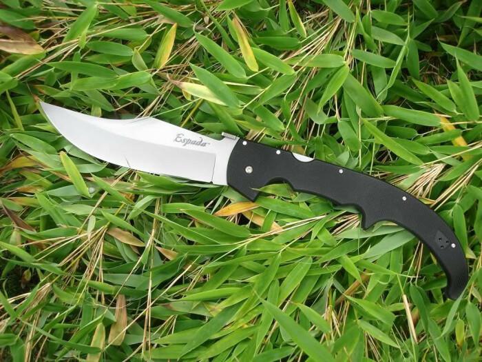 Очень большой нож. ¦Фото: Twitter.