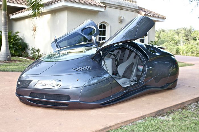 Внеземное транспортное средство ETV.