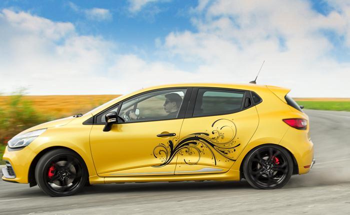 Французы любят Renault Clio.