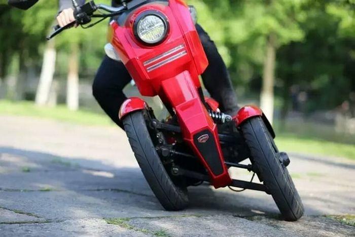 Трицикл EV3 iTank.