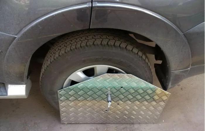 Никто больше не увезет автомобиль. ¦Фото: carakoom.com.