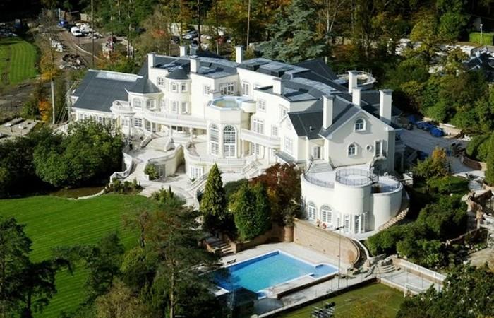Самые дорогие в мире дома.