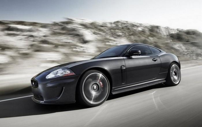 Jaguar ZKR 75.