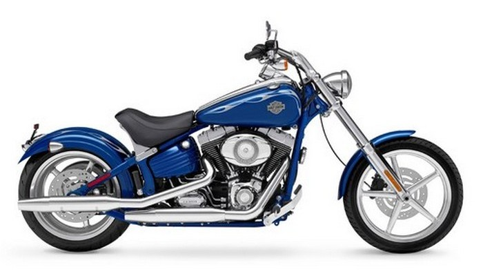 Байк Harley Davidson Rocker.