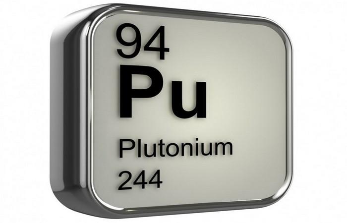 Плутоний.