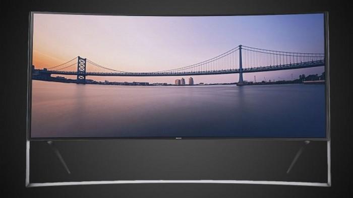 Samsung UN105S9.