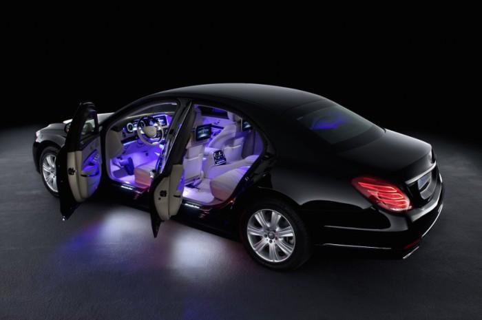 Mercedes-Benz S-Guard.