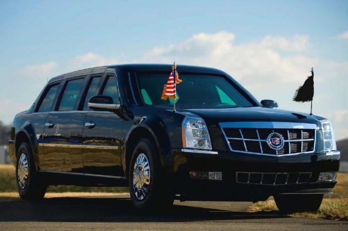 Cadillac One.