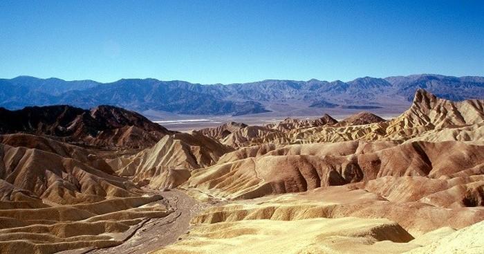 Долина Смерти (Калифорния, США).