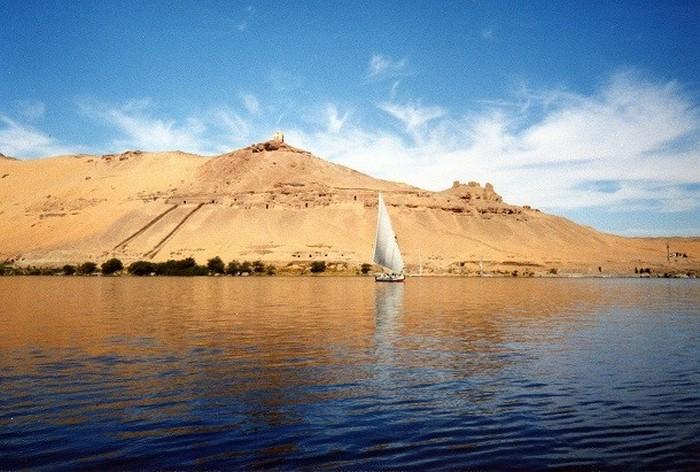 Асуан (Египет).
