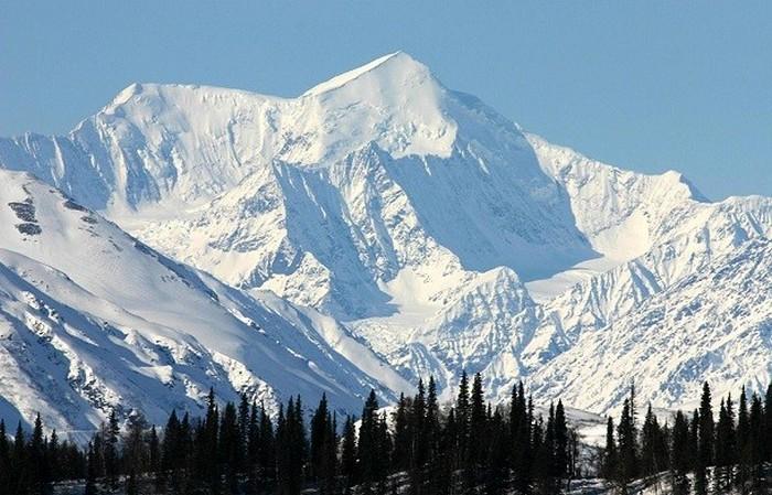 Гора Мак-Кинли (Аляска).