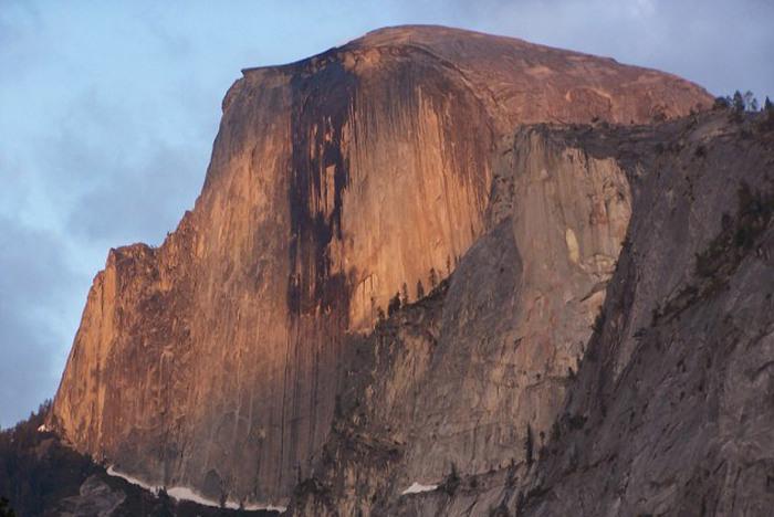 Скала Пророк - Калифорния, США
