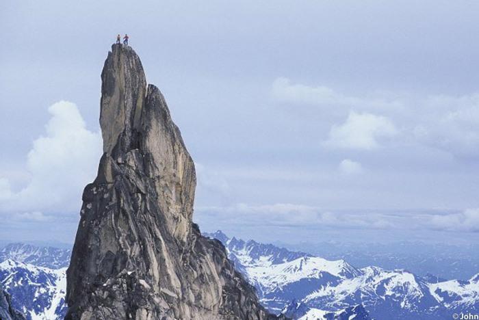 Гора Планжер - Аляска, США