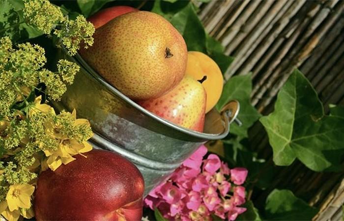 Смерть фруктов.