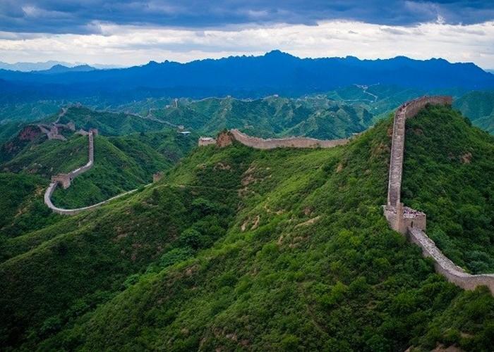 Лженаучный факт: Великая китайская стена видна с Луны.