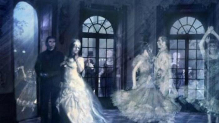 Сайт для призраков, которым нужно найти партнера в загробной жизни.