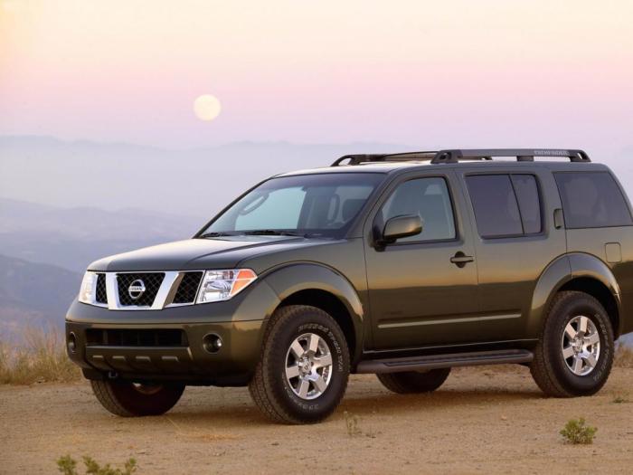 Nissan Pathfinder - это отличный выбор для любителей путешествовать.