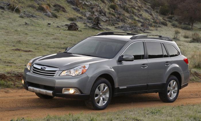 Старый-добрый  Subaru Outback еще найдет чем приятно удивить.