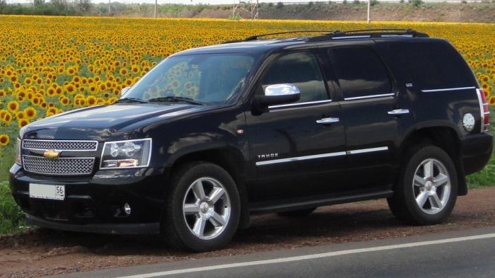 Внедорожник Chevrolet Tahoe - выбор настоящего ценителя.