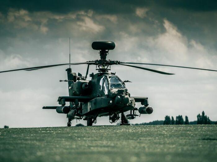Один из самых грозных вертолетов современности. |Фото: wallhere.com.