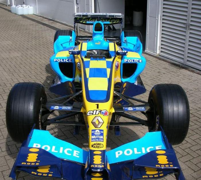 Renault F1.
