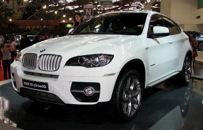 BMW X6 M.