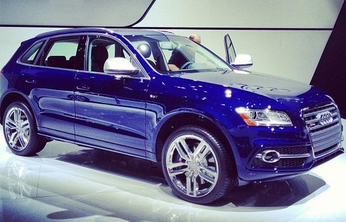 Audi SQ5.