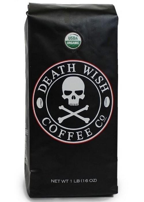 Кофе Death Wish.