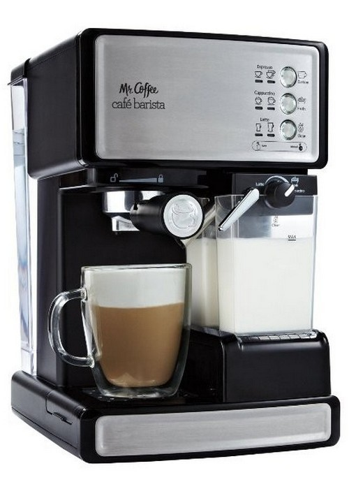 Кофеварка эспрессо.