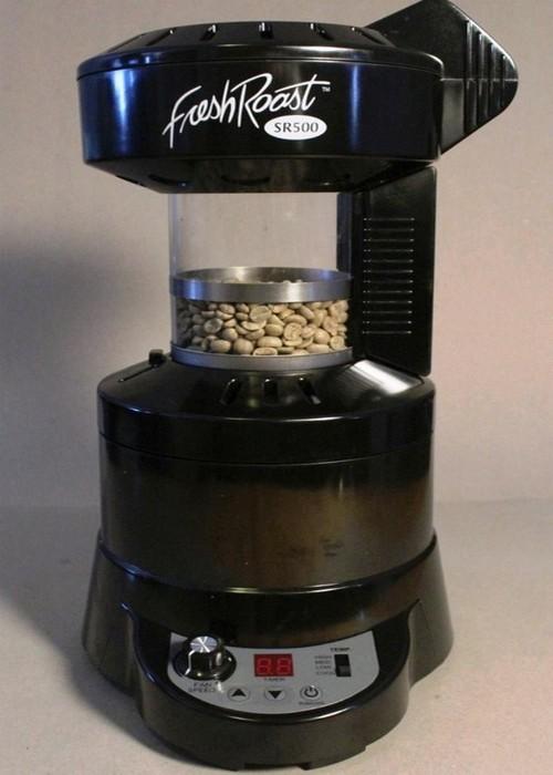 Ростер для кофе.