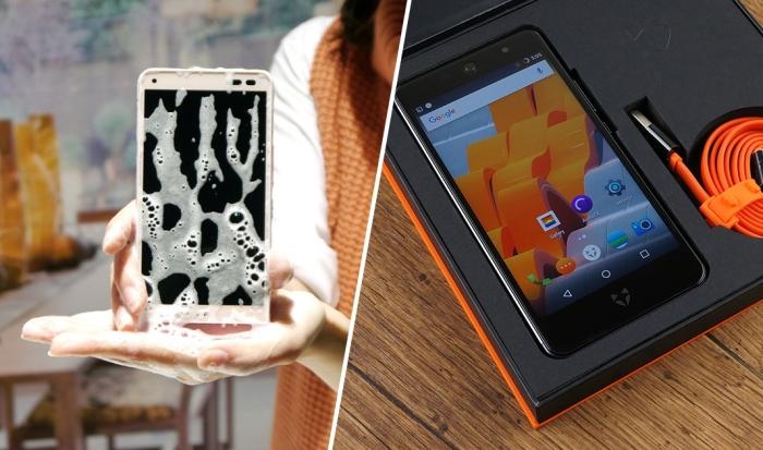 Невероятные смартфоны, о которых многие даже не слышали