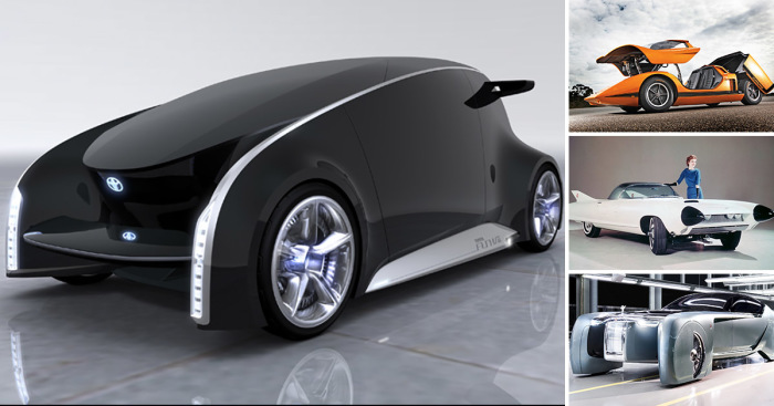 Самые удивительные автомобили.