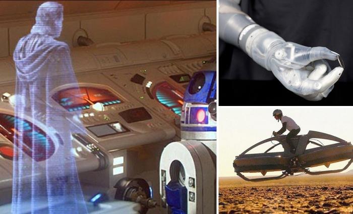 Технологий из киноэпопеи «Звездные войны», которые уже воплотили в реальность.