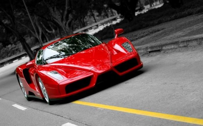 Интересные факты о Ferrari.