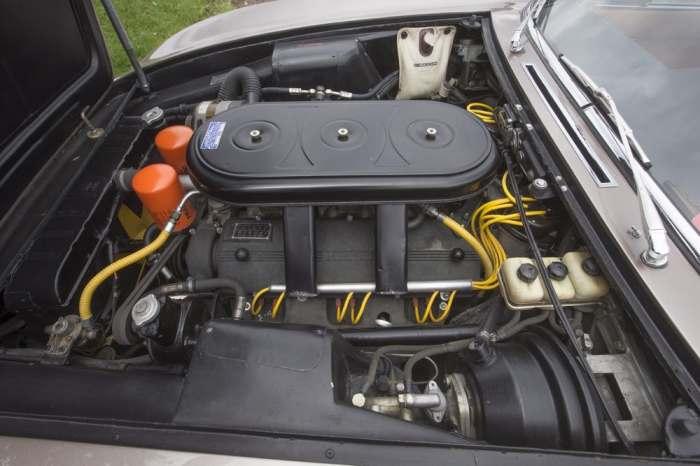 Мощный двигатель, в лучших традициях компании.