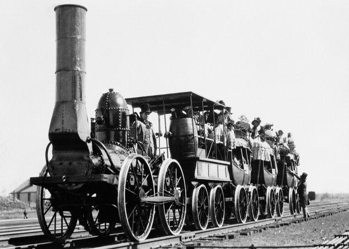 Ложный прогноз о железнодорожных путешествиях.