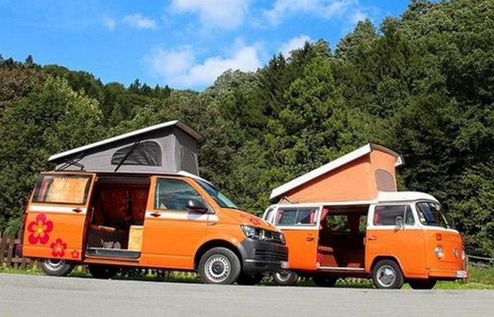 Volkswagen Flow Camper.