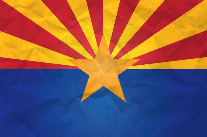 Флаг Аризоны.