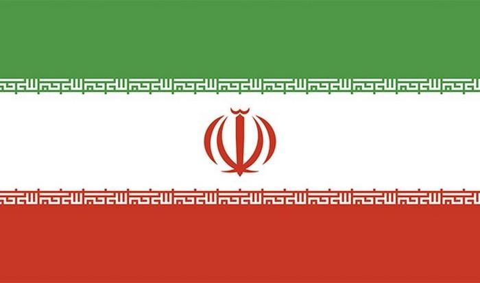 Флаг Ирана.