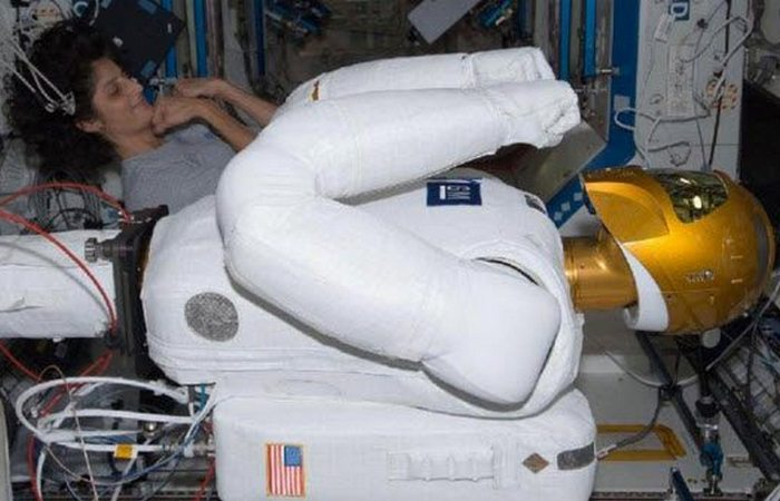 Полет на Марс: одиночество.