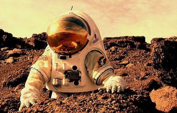 Полет на Марс: радиация.