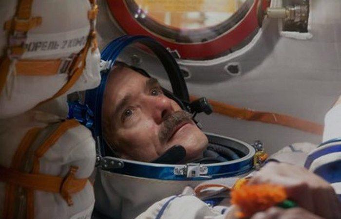 Полет на Марс: клаустрофобия.
