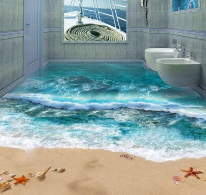 Море поможет сохранить бодрость духа.
