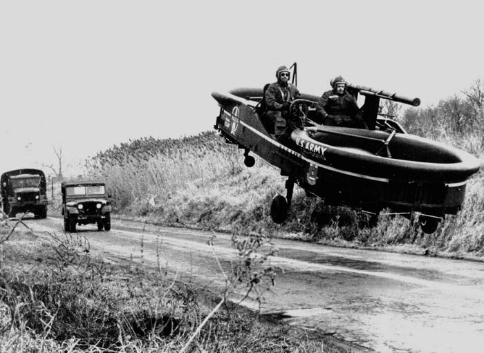 Летающий джип Пясецкого